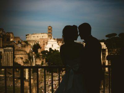 Matrimonio in chiesa a Roma